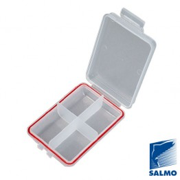 Коробка рыболовная водонепроницаемая Salmo WATERPROOF 105x70x25